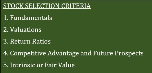Stock-Selection-Criteria