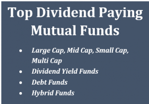 Top Dividend Paying Mutual Funds