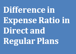 Top Mutual Funds With Minimum Difference in Expense Ratio