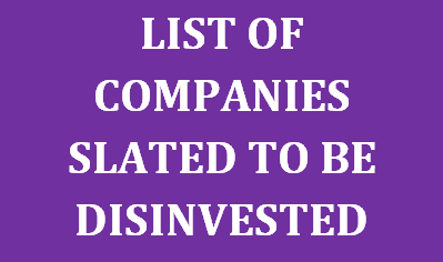 Government Disinvestment Turning Into Distressed Sale?