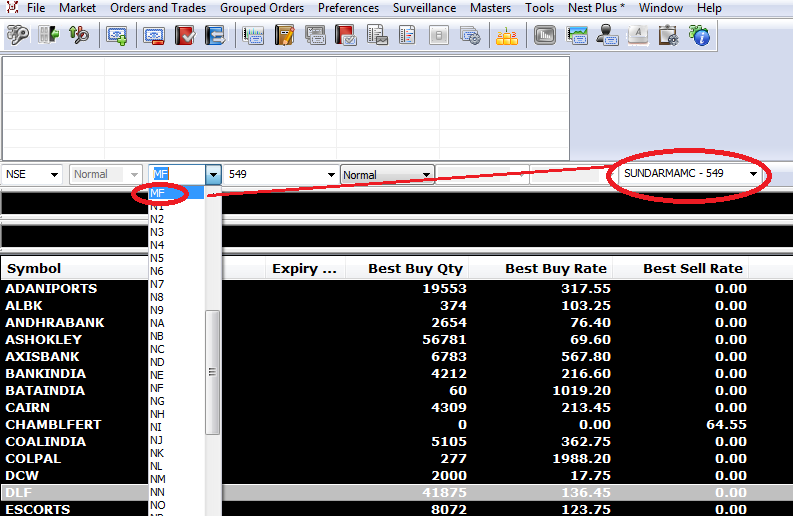 Earning Fixed Rate of Interest in Stock Markets